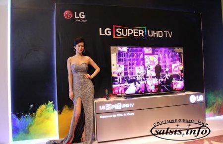 LG представила в России OLED и Super UHD-телевизоры