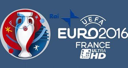 Rai покажет выбранные матчи Евро-2016 в Ultra HD