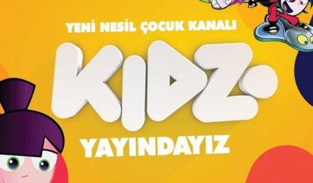 42°E: Турецкий детский канал KIDZ с новым SR