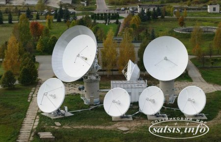 В России заработала спутниковая станция высокоскоростного интернета