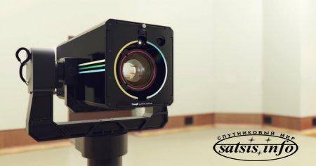 Google представила гигапиксельную камеру