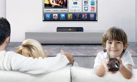 Владельцы телевизоров с диагональю 50 дюймов чаще пользуются VOD-сервисами