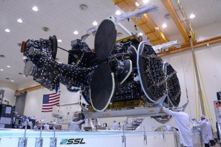 Запуск спутника Eutelsat 5 West B запланирован в 2018 году