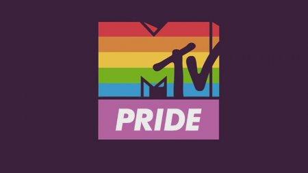 MTV 90-х временно переименован в MTV Pride