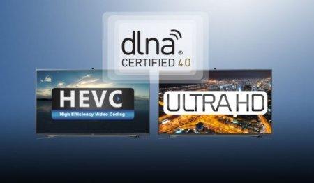 В DLNA 4.0 реализовали поддержку Ultra HD и HEVC