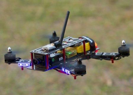 В США появится первый телеканал, посвященный дрон-рейсингу