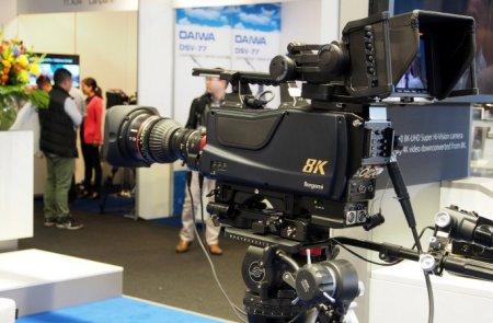 Техника Ikegami обеспечит трансляцию летних Олимпийских игр в формате 8K