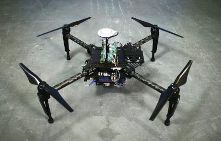 В Китае испытывают 5G-дрон