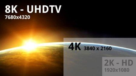 Panasonic и Sony создают альянс по разработке 8K-телевизоров