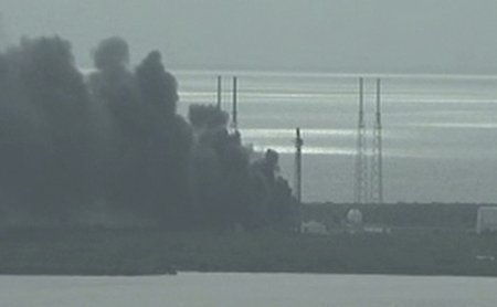 SpaceX подтвердила потерю ракеты Falcon 9 и спутника