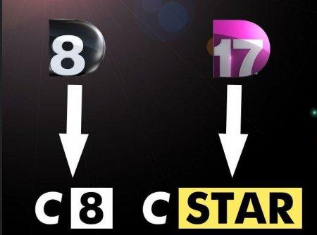 Франция: D8 и D17, как C8 и CStar
