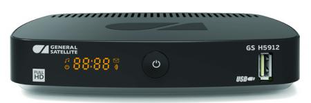 GS представила на своем официальном сайте новую приставку  IPTV