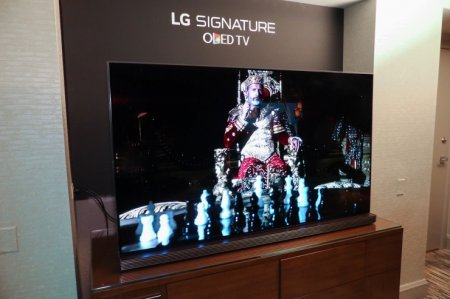 OLED-телевизоры LG получат поддержку звука Dolby TrueHD