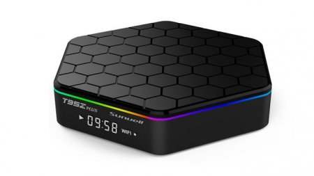 Ultra HD медиаплеер Sunvell T95Z Plus TV Box