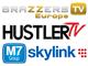 19,2°E: Hustler TV и Brazzers TV на новом tp.