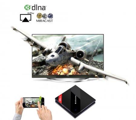 Ultra HD медиаплеер Alfawise H96 Pro+