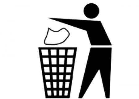 Конкурс «Охота на мусор»