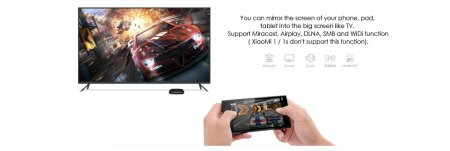 Ultra HD медиаплеер XiaoMi 3 TV Box