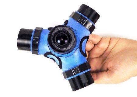 Futuresource: объёмы поставок камер для съёмки 360° видео вырастут в 4 раза