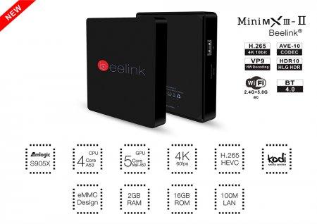 Beelink MINI MXIII II