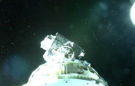 Ракета Atlas V вывела на орбиту американский метеоспутник нового поколения