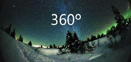 Facebook запустил видеотрансляции с углом обзора в 360°