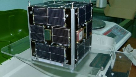 Сконструированный в «КПИ» наноспутник отправят на орбиту в 2017 году