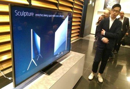 Sony этой зимой начнет продавать флагманский 100-дюймовый телевизор ZD9 за 70 000 евро