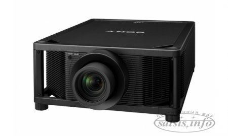 Sony выпустила ультракороткофокусный 4К-HDR-проектор VPL-VZ1000ES яркостью 2500 люмен