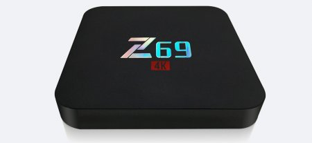 Ultra HD медиаплеер Z69