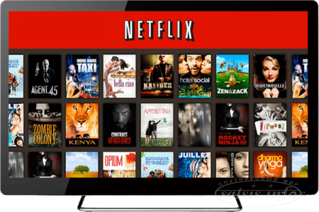 Netflix рекомендовал модели телевизоров для стриминга контента