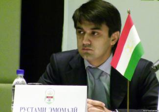 Рустам Эмомали запустил в эфир телеканал