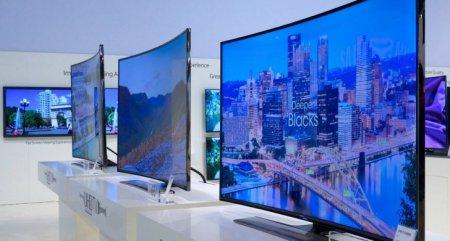 LG и Samsung лидируют на мировом рынке дисплеев сверхвысокого разрешения
