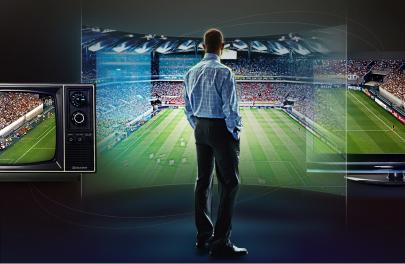 Телевидение приносит более половины дохода испанскому футболу