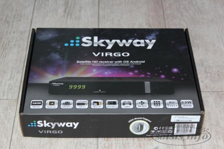 Обзор SkyWay Virgo
