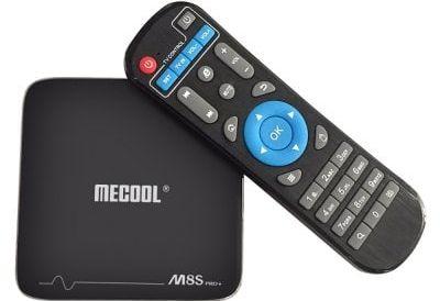 Ultra HD медиаплеер MECOOL M8S Pro+