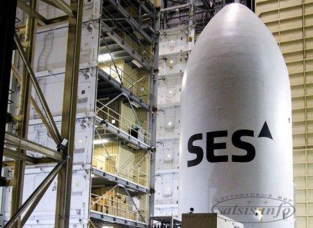 Спутниковый оператор SES озвучил даты запусков спутников SES-12 и SES-14