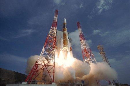 Япония 10 октября запустит четвертый спутник