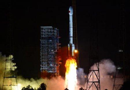 Китай планирует запустить спутник системы