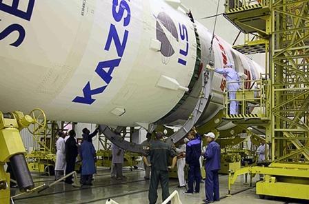 Казахстан взялся за создание спутников