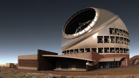 На Гавайях возобновляется строительство телескопа с диаметром зеркала 30 метров