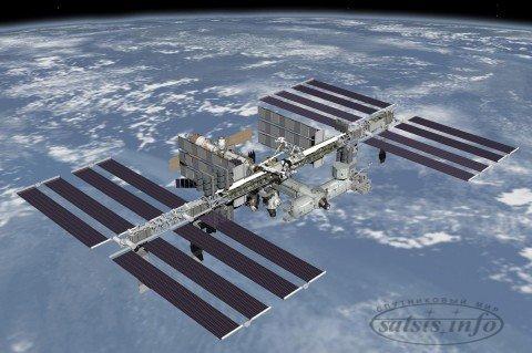 Высоту орбиты МКС увеличат почти на два километра