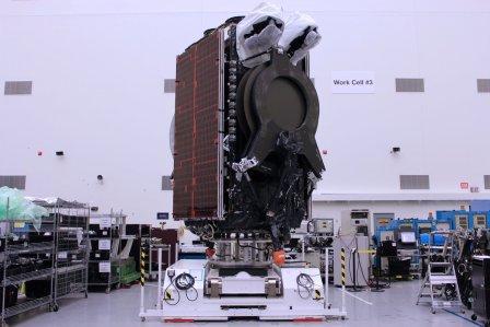 SES ввел в эксплуатацию свой первый гибридный спутник
