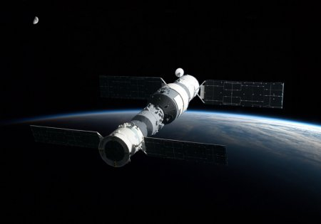 Китай вывел на орбиту 37-й и 38-й навигационные спутники Beidou