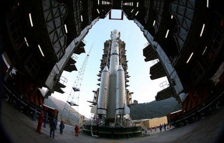 Китай провел запуск спутника-ретранслятора для лунной миссии