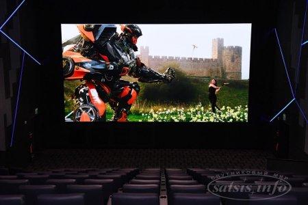 Десятиметровый 4К-экран для кинотеатров Samsung Onyx эксперты оценили в $800 тыс.