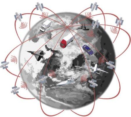 Система спутниковой навигации готовится к переходу на спутники 2-го поколения