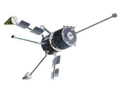 Три спутника связи