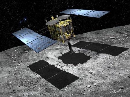 """Зонд """"Хаябуса-2"""" начал сближение с астероидом Рюгю"""