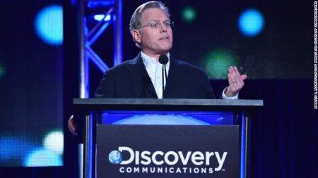 Дэвид Заслав останется директором Discovery до 2023 года